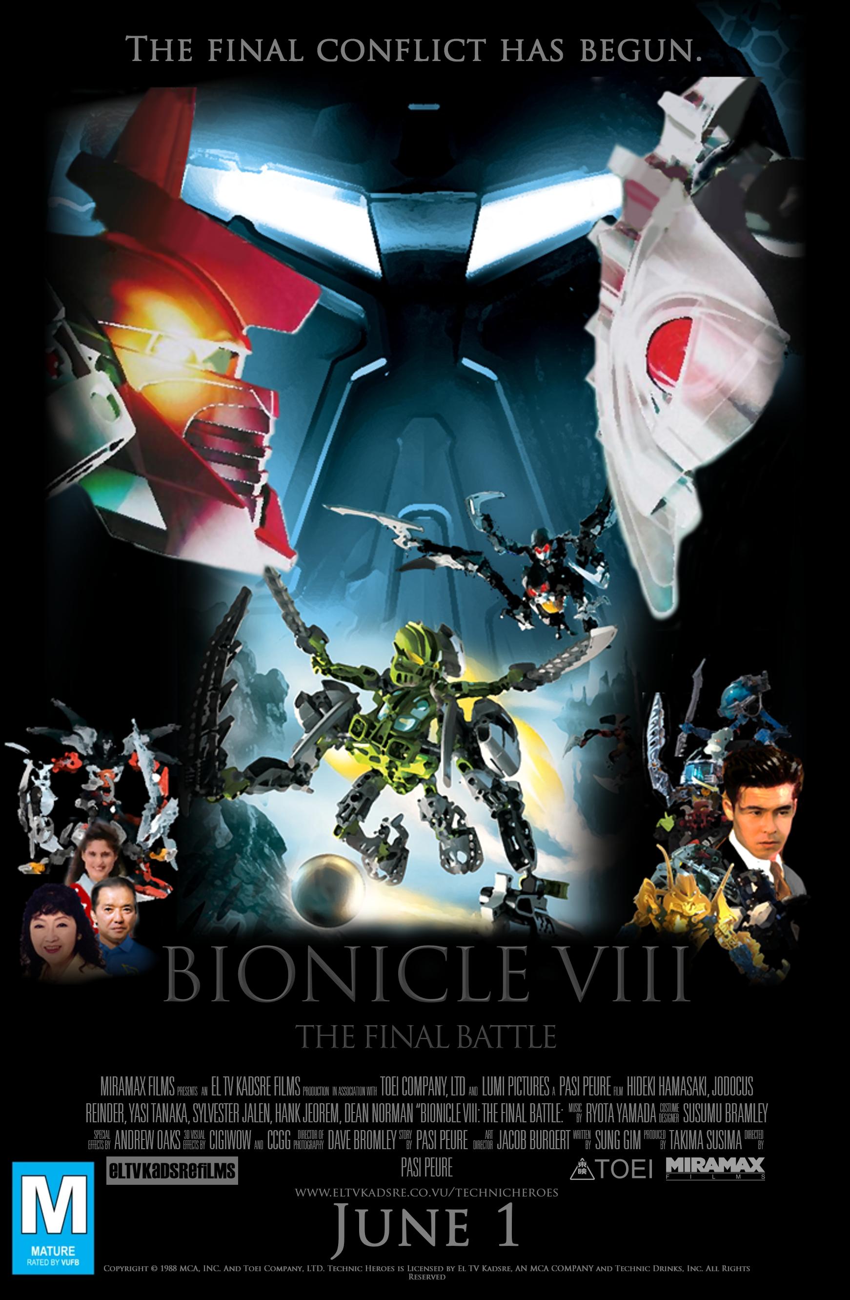 Bionicle VIII: The Final Battle