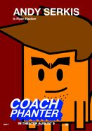 Coach Phanter (2006) Ryan Hacker Poster