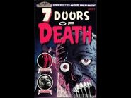 Opening & Closing To The 7 Doors Of Death 1986 VHS