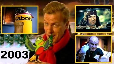 2003 Old NZ Adverts You WILL Remember Part 1