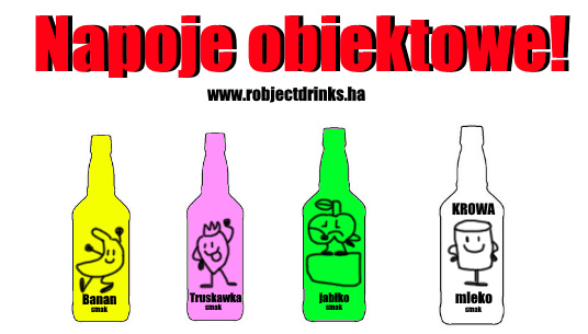 Robject Drinks!