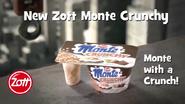 Screenshot from Zott Monte Crunchy.mp4