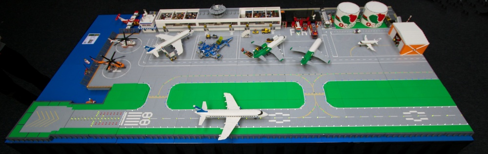 Lego City International Airport