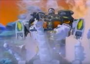 Mighty Morphin Power Rangers Ultrazord toy (1993)