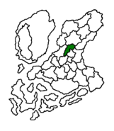 Map of Tinyg'gere