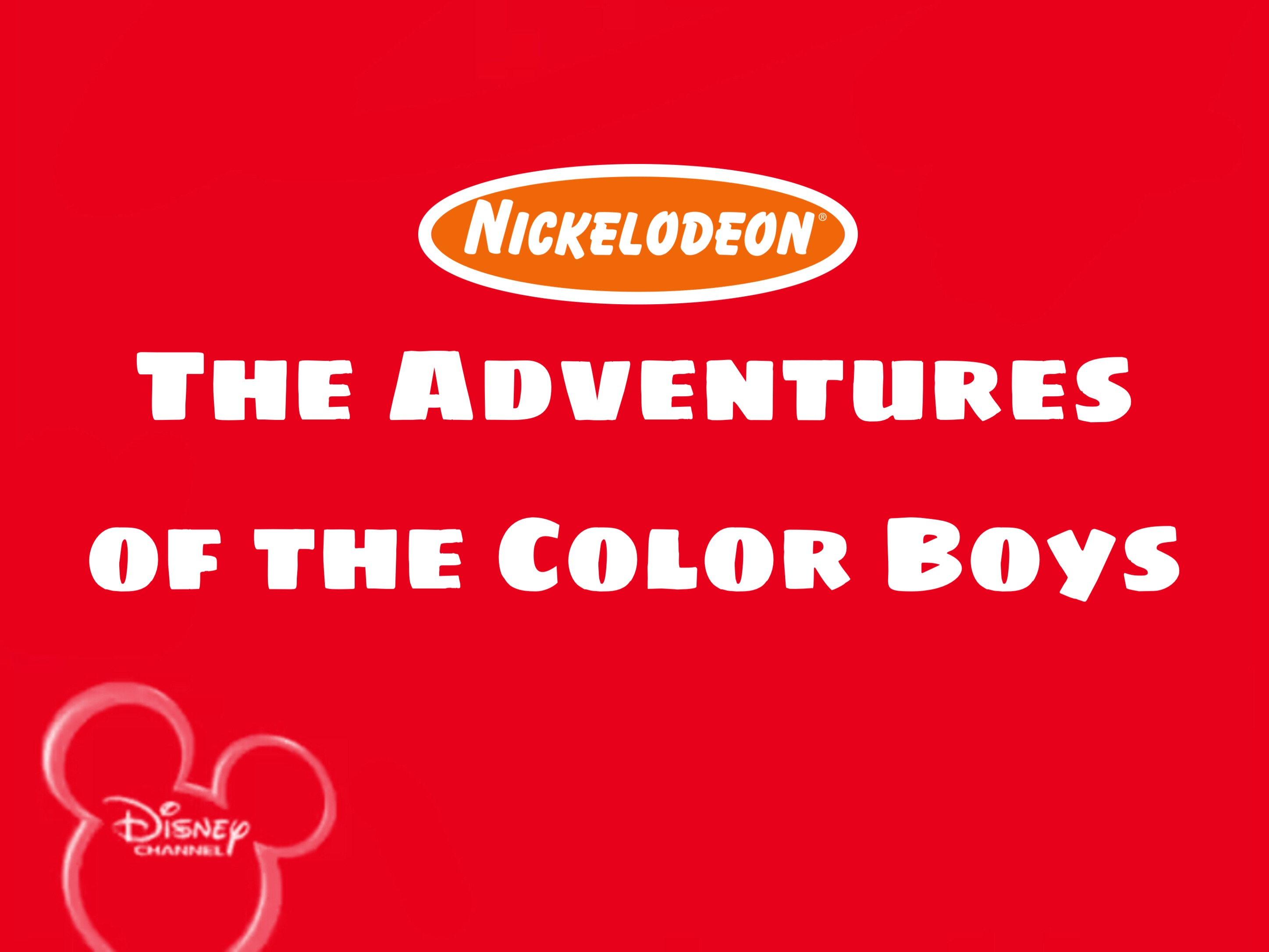 The Adventures Of The Color Boys
