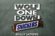 Snickers ad EK 1994