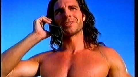"1996 KFC ""Tarzan"" advert"