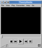 Theorymedia 6 screenshot