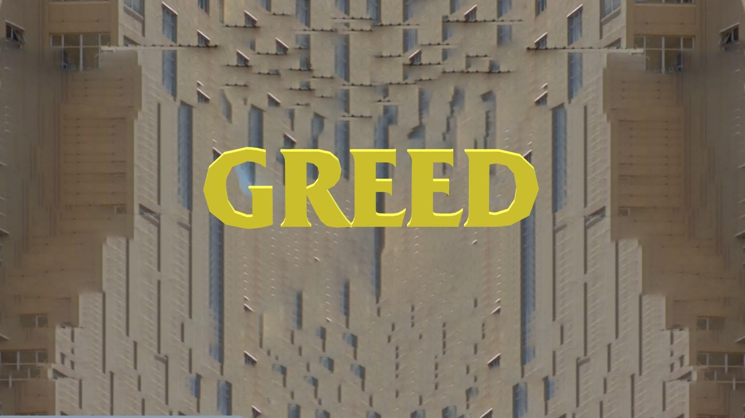 Greed (Dryicoran game show)