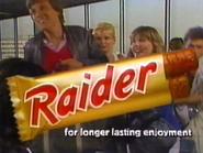 Raider ek 1980s