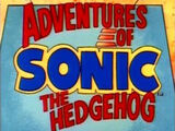 Adventures of Sonic the Hedgehog in Kuboia