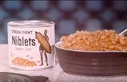 Green Giant Niblets corn (1965)