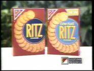 Ritz Crackers Commercial