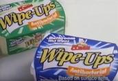 Mr. Clean Wipe Ups