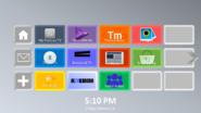 TVOS v4 homescreen