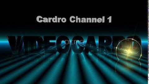 (FAKE) KadsreTV (Videocardo - Cardro) Ident (2017-present)