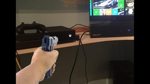 Angry dad gets revenge with son's xbox one...