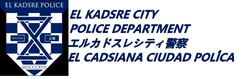 El Kadsre City Police Department
