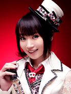 Portrait of Nana Mizuki (2013, V4)