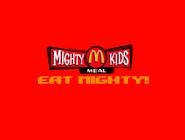 McDonald's Mighty Kids Meal Eruowood (2003)