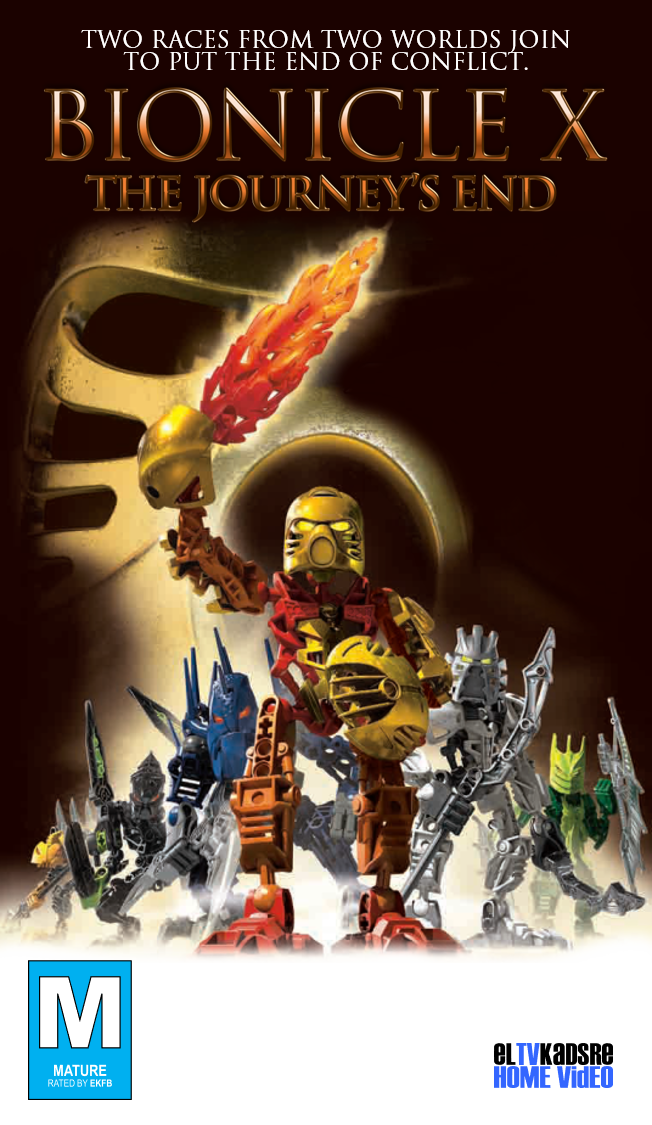 Bionicle X: The Journey's End