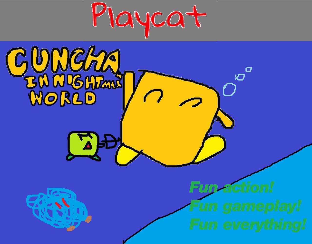 Cuncha in Nightmare World