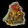 Miner's hut