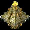 Tropical pyramid