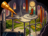 Mystical castle