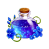 Glowing nectar