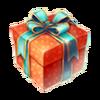 Huge present