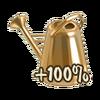 Watering 100