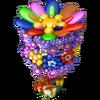 Balloon tower