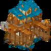 Dock treasure island