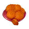 Lunar treacle cake