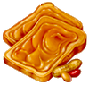 Peanut butter toasts
