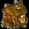 Mushroom hunters hut