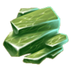 Crude nephrite