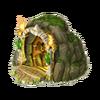 Unexplored cave structure