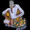 Alpacas' house