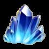 Crystal ice