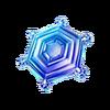 Ice crystal polar