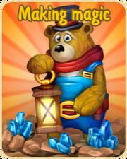 Making magic update logo.png