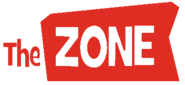 The Zone German Logo Red