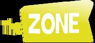 The Zone International Logo Yellow