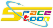 Stardima spacetoon-logo
