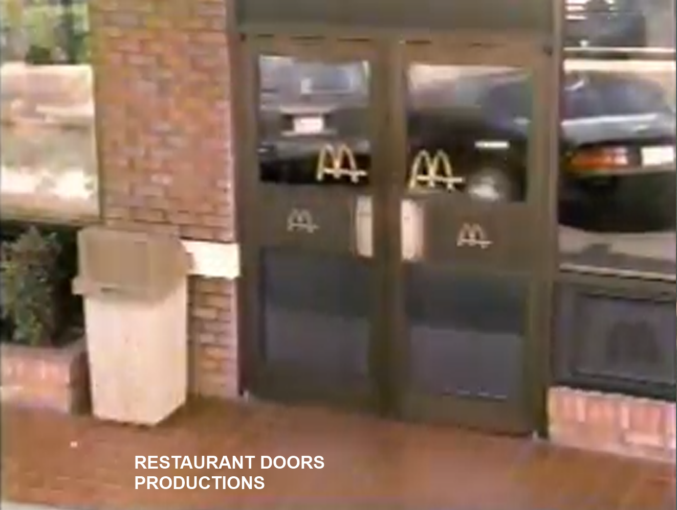 Restaurant Doors Productions