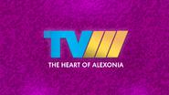 TV Three AN 1995 ID remake