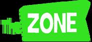 The Zone German Logo Green